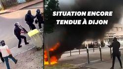 À Dijon, le Raid appelé en renfort, des journalistes