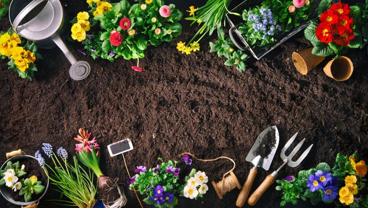 Εργαλεία για κηπουρική