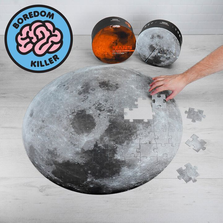 Nasa jigsaw puzzle
