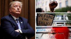 Una carezza agli agenti. Trump interviene sulla polizia, ma ignora il tema della violenza (di G.