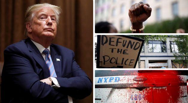 Trump/Polizia
