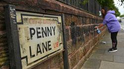 La calle Penny Lane, que inspiró la canción de Los Beatles, podría renombrarse por su relación con el