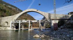 Γεφύρι Πλάκας: Ολοκληρώθηκε η αποκατάσταση
