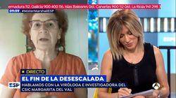 Una de las mayores expertas del CSIC da la respuesta perfecta a Miguel Bosé y al cardenal