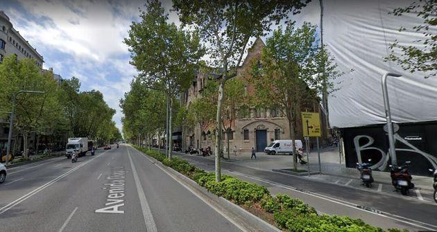 Avenida Diagonal de