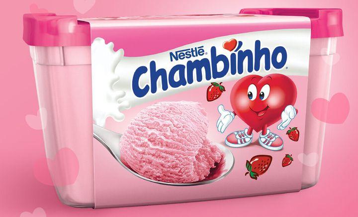Imagem de divulgação mostra a nova versão de Chambinho.