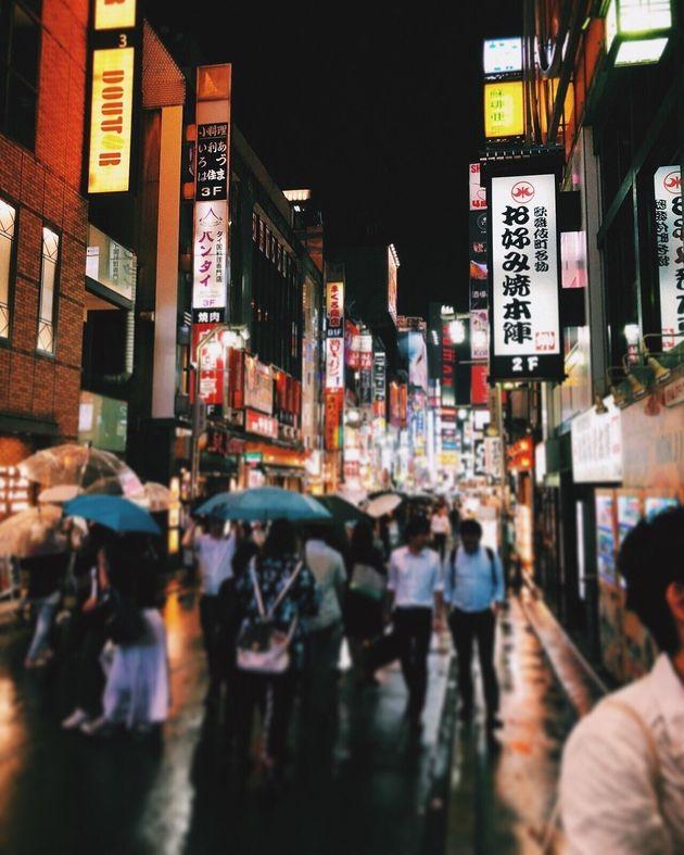 東京の街並み(イメージ画像)
