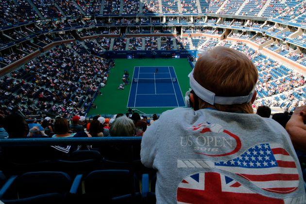 En 2020, vous ne verrez pas les gradins de l'US Open de tennis garnis comme