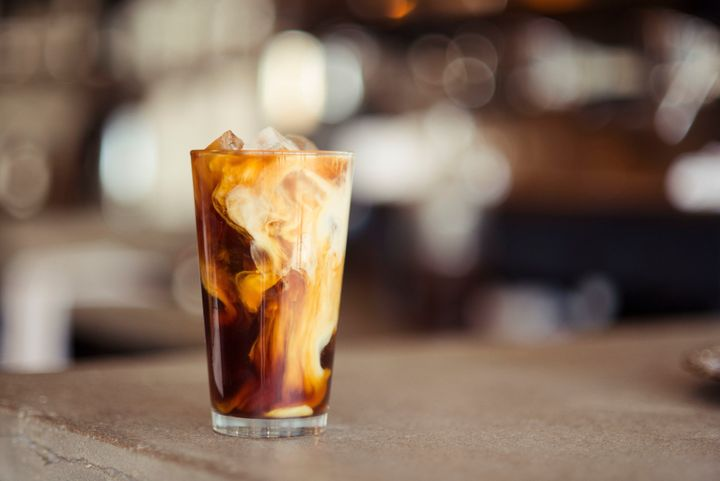 Cold brew is just plain magic, but it's also slightly less acidic than hot-brewed coffee.