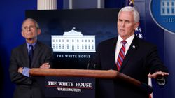 Pence Says All 50 States Reopening In 'Responsible Manner.' Fauci Says
