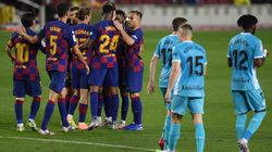 El Barcelona sigue lider tras ganar al Leganés