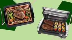 Turn Up The Heat With These Electric Indoor Grills On Amazon For Under
