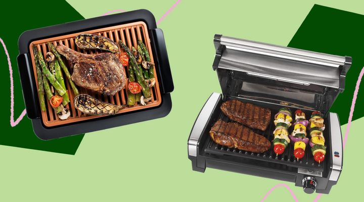We don't want to fan the flames, but these electric indoor grills are <i>really</i> well done.