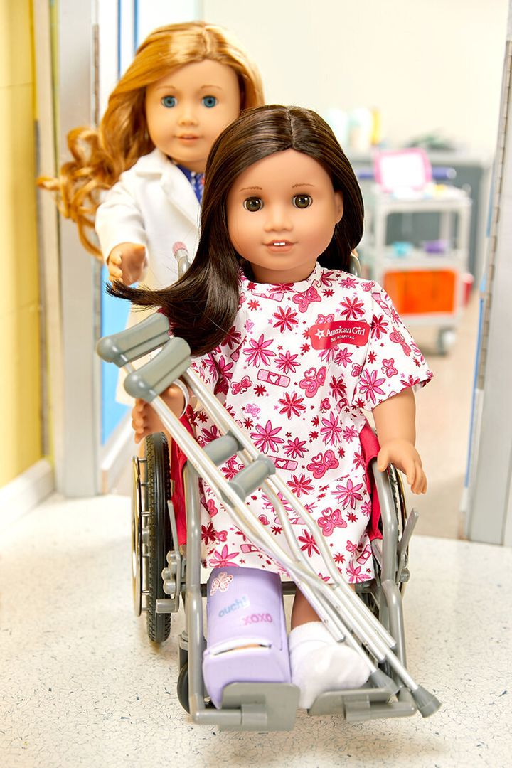 "American Girl's ""Heroes with Heart"" contest will recognize local essential workers."