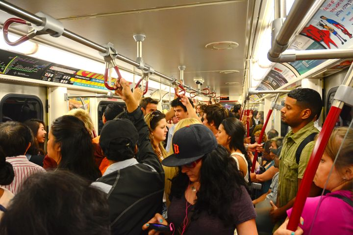 A four-day work week could possibly reduce the strain on transit services caused by rush hour.