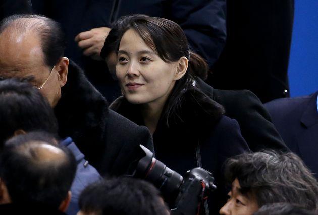김여정 노동당 제1부부장은 막말에 가까운 원색적인 표현으로 문재인 대통령을