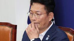 '북한이 대포로 폭파 안 한 게 어디냐' 발언 논란에 송영길
