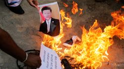 중국군과 인도군이 국경지대에서 무력 충돌을 빚고