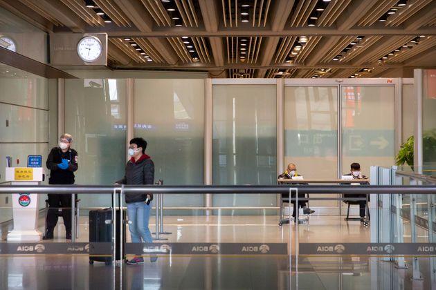 70% des vols partant ou arrivant à Pékin ont été