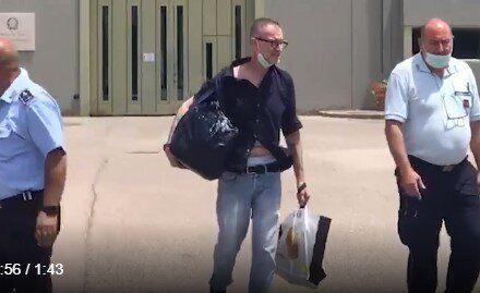 Massimo Carminati scarcerato per scadenza dei termini di custodia