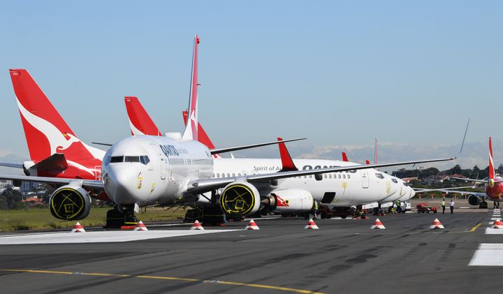 Qantas flights to most international destinations to now resume late October 2021.