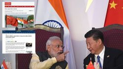What Chinese Media Said About The India-China Face-Off In