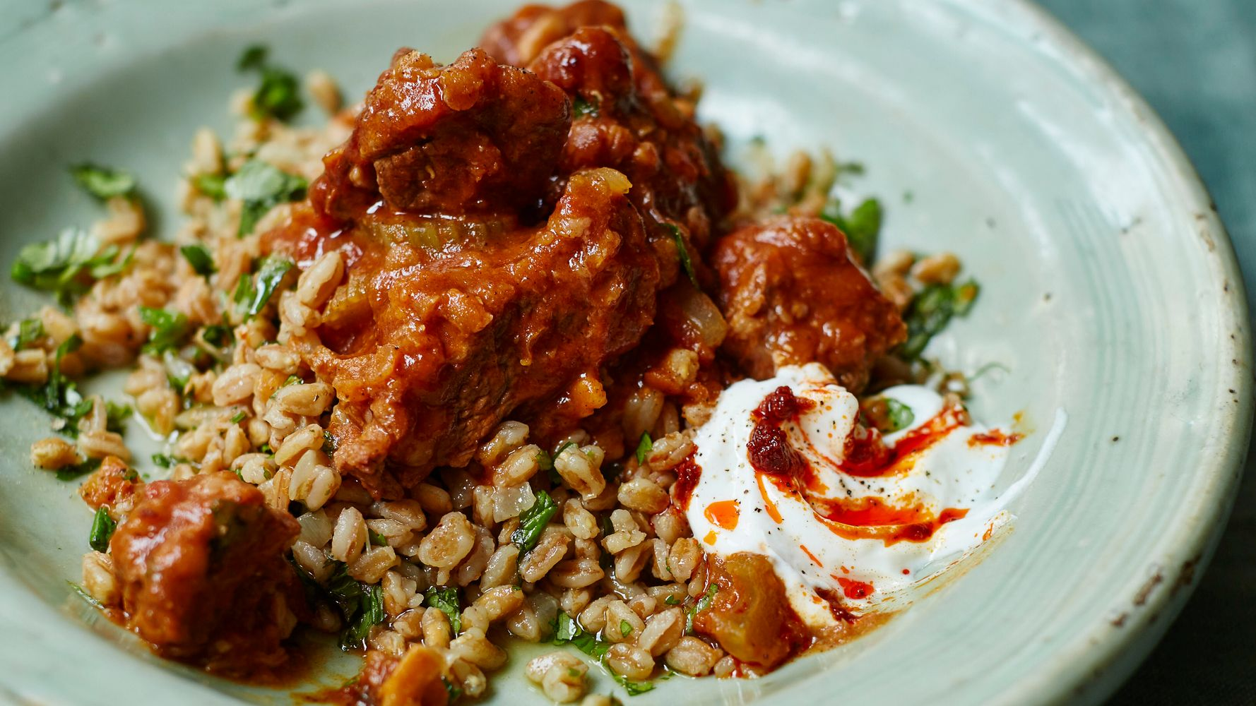 Prepare This Toddler-Friendly Lamb, Red Lentil and Date Tagine Recipe For a Family Feast