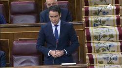 Revuelo inmediato en el Congreso por las palabras de García Egea sobre