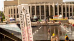 Chaleur et humidité enveloppent le Québec jusqu'à
