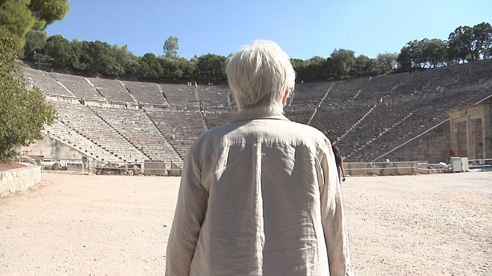 Στο Αρχαίο Θέατρο