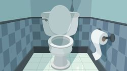 How Shutting The Toilet Seat Could Reduce The Spread Of