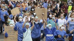 BLOG - Depuis 2010, le nombre d'émeutes, manifestations et grèves dans le monde
