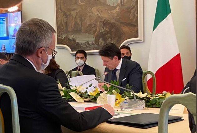 Bonomi vede Conte e subito gli chiede 3,4 miliardi