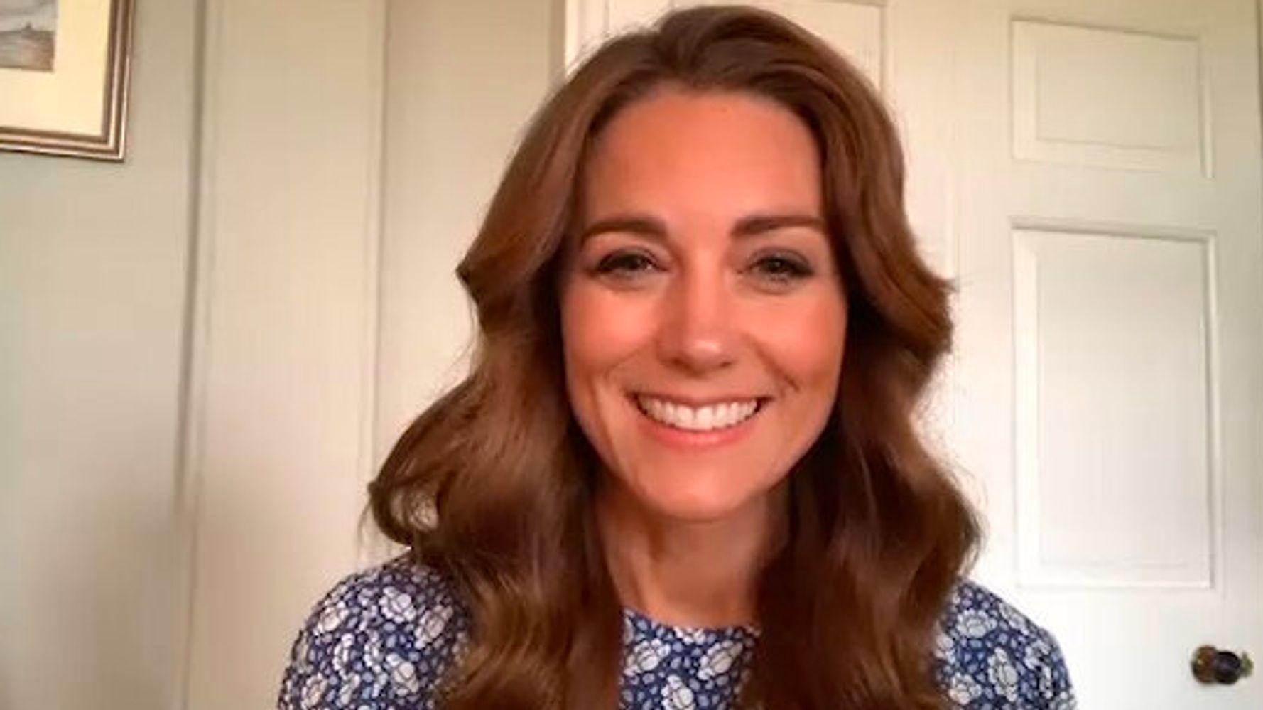 Kate Middleton On Kindness: 'We Mustn't Forget To Nurture Ourselves'