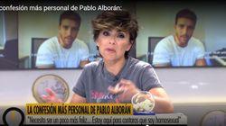 Duras críticas a Sonsoles Ónega por su comentario al enterarse de que Pablo Alborán es