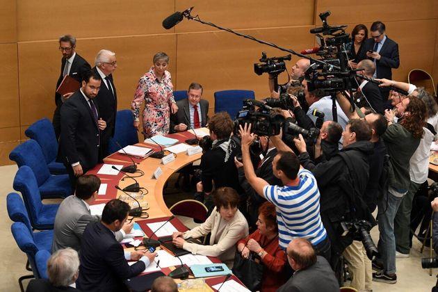LREM, torpilleur officiel de commissions d'enquête? (photo d'illustration prise lors de la commission...