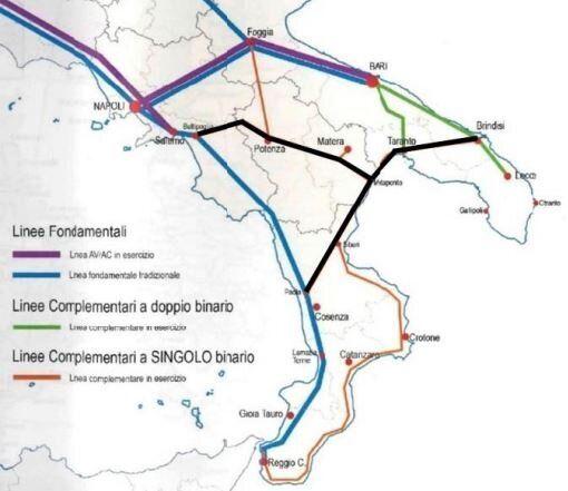 Il nuovo piano per le ferrovie al