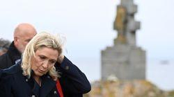 Face aux critiques, Marine Le Pen a avancé (en catimini) son hommage à De Gaulle sur l'île de