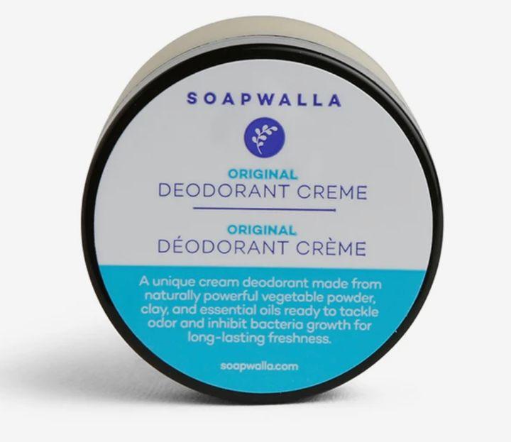 Soapwalla Deodorant Creme