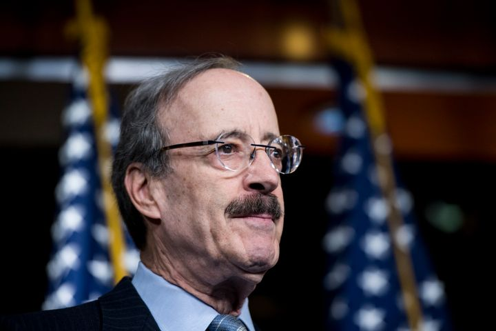 House Foreign Affairs Committee Chairman Eliot Engel (D-N.Y.) faces a robust primary challenge from Jamaal Bowman. New York p