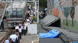大阪北部地震から2年。都市部に起きた被害を振り返る【画像】