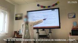 Las instrucciones en un hospital de Madrid: denegar la cama a los pacientes con más riesgo de