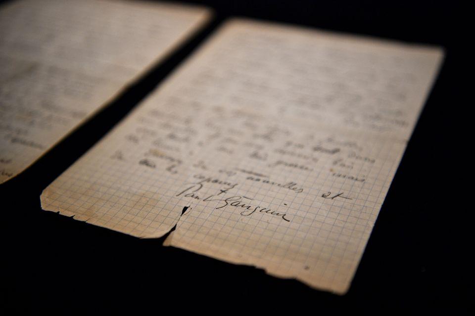 Περί τέχνης και οίκων ανοχής: Επιστολή - ντοκουμέντο των Βαν Γκογκ - Πολ