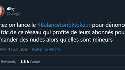 Avec #Balancetontiktokeur, elles dénoncent le chantage et les violences sexuelles sur
