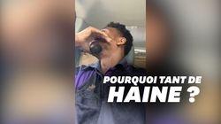 Aux États-Unis, un chauffeur FedEx en larmes après s'être fait insulter et cracher