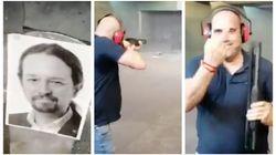 Un exmilitar que trabaja de taxista, autor de los disparos a fotos de miembros del