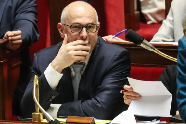 Laurent Pietraszewski, secrétaire d'Etat chargé des