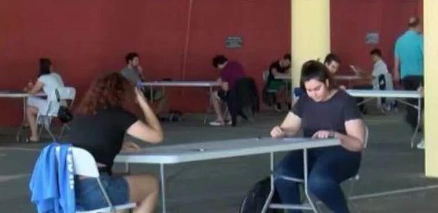 Πολυτεχνείο Κρήτης: Δίνουν εξετάσεις στο