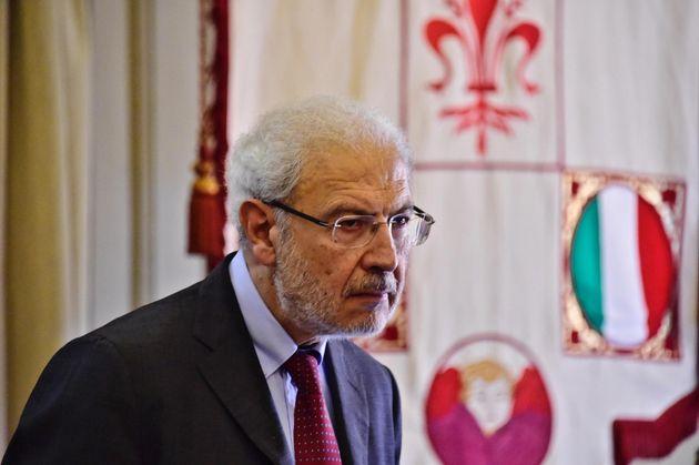 Il professor Carlo Trigilia durante la sua partecipazione alla Giornata di riflessione