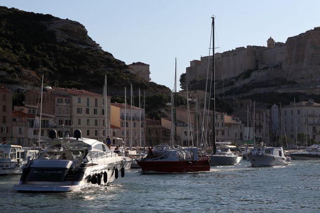 Le port de Bonifacio en